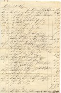 Account between Charles Chapman and William Gaines